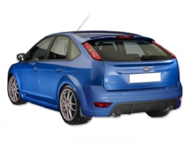 Ford Focus 2 Facelift RS Heckstossstange