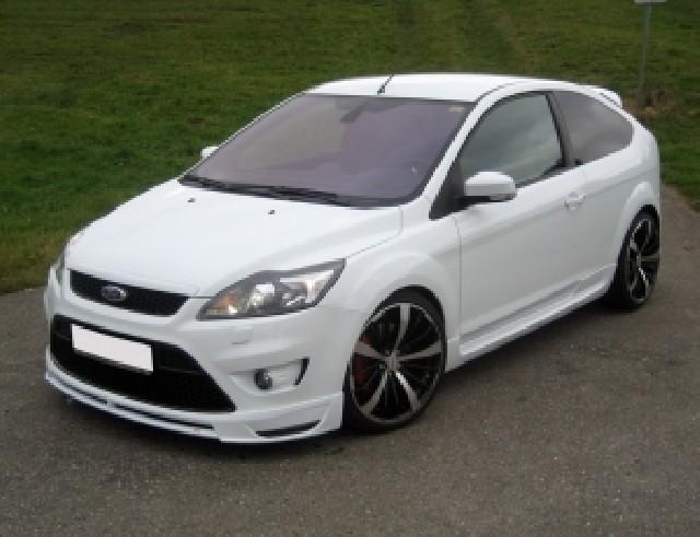 Ford Focus 2 ST Facelift Enos Frontansatz