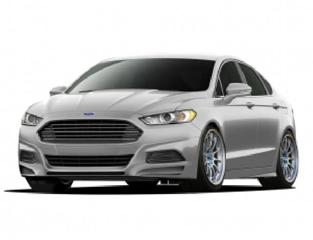 Ford Fusion MK3 Evolva Body Kit