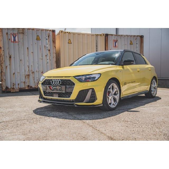 Cup Spoilerlippe Front Ansatz V.3 passend für Audi A1 S-Line GB