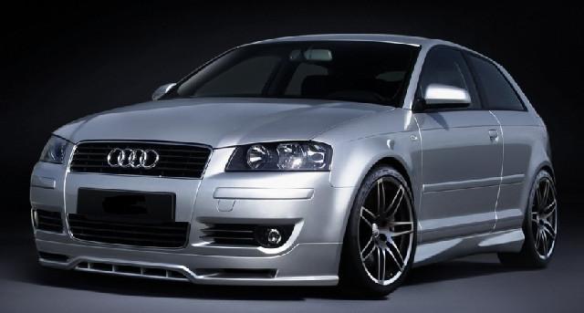 Frontspoilerlippe Audi A3 8P