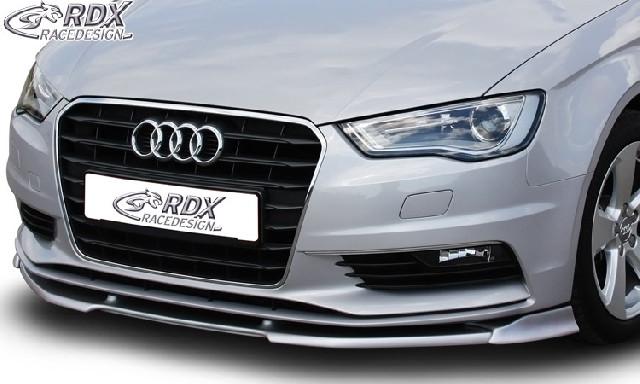 Frontspoiler  für AUDI A3 8V, 8VA Sportback, 8VS Limousine, 8V7 Cabrio Frontlippe Front Ansatz Vorne Spoilerlippe