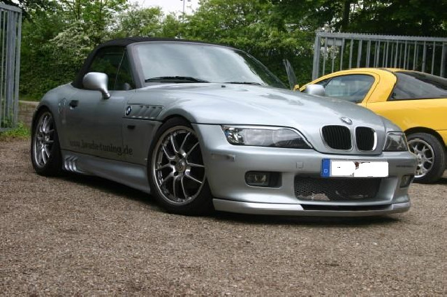Frontlippe BMW Z3
