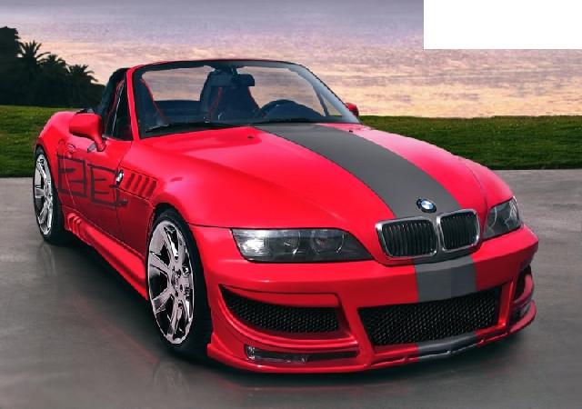 Frontstoßstange BMW Z3