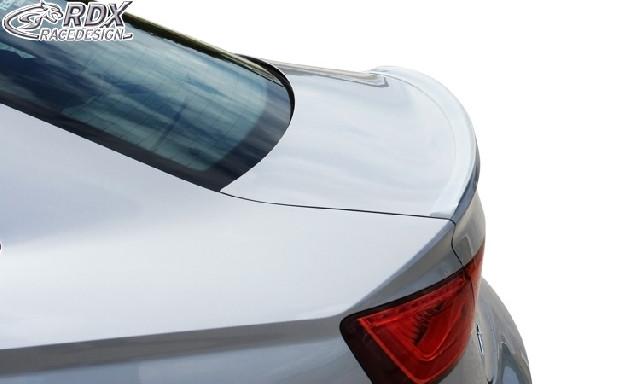 Hecklippe für AUDI A3 8VS Limousine , 8V7 Cabrio Heckklappenspoiler Heckspoiler
