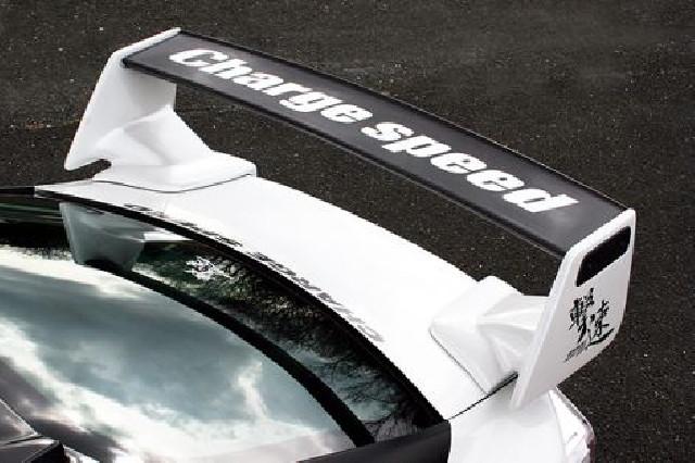 Subaru BRZ Type 1 Rear Wing (FRP)