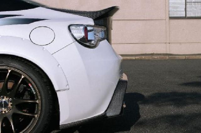 Subaru BRZ Type 2 Aero Trunk incl. Rear Wing
