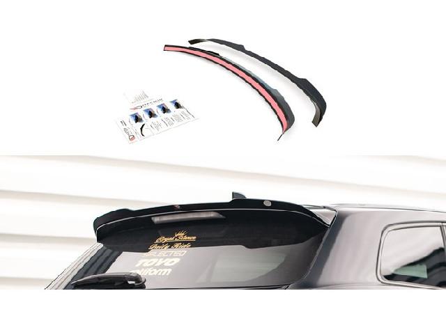 Heck Spoiler Aufsatz Abrisskante für Toyota Avensis Mk3 Facelift Wagon