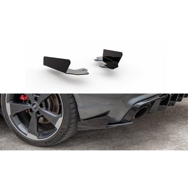 Heck Stoßstangen Flaps / Wings für Audi RS3 8V Sportback