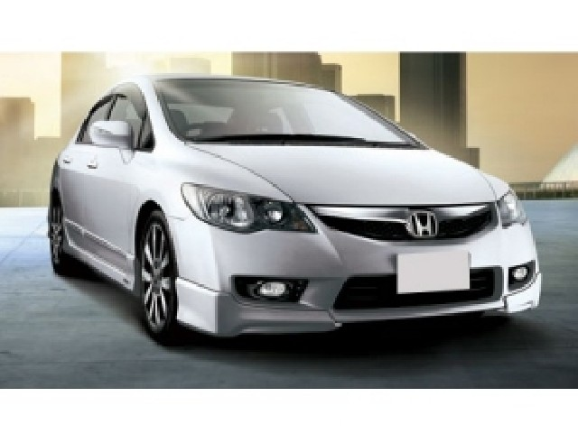 Honda Civic 09-12 ModX Frontansatz