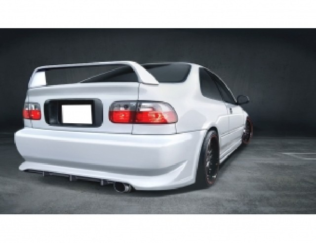Honda Civic 92-96 SX Heckflugel