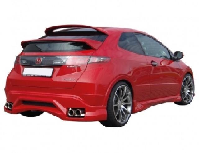 Honda Civic MK8 Aggressive Heckstossstange