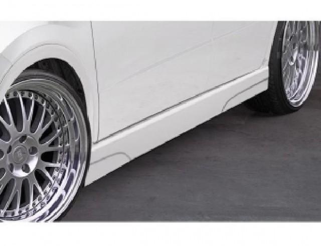 Honda Civic MK8 Attack Seitenschweller