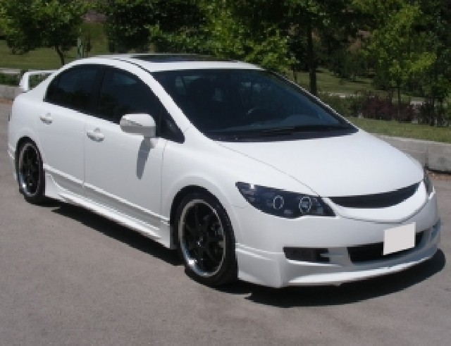 Honda Civic MK8 Mugen-Style Seitenschweller
