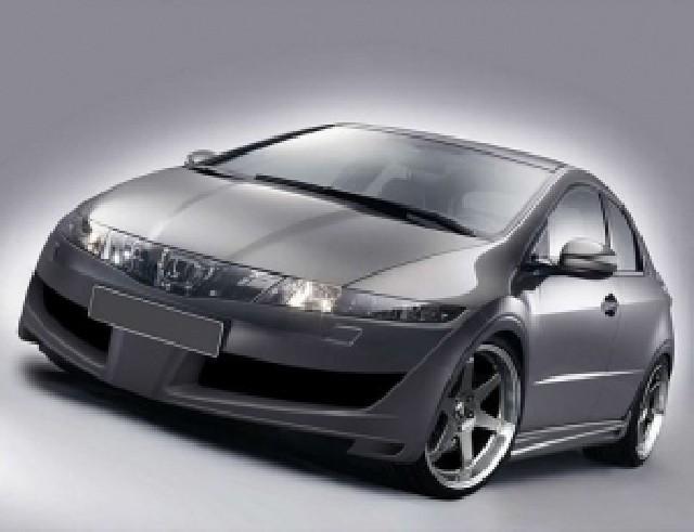 Honda Civic MK8 Razor Frontstossstange