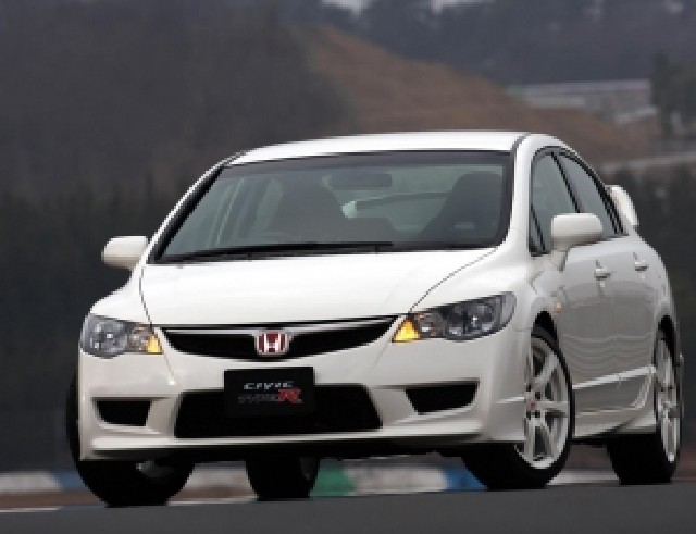 Honda Civic MK8 Type-R-Look Frontstossstange
