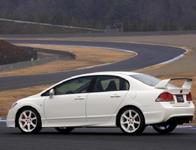 Honda Civic MK8 Type-R-Look Seitenschweller