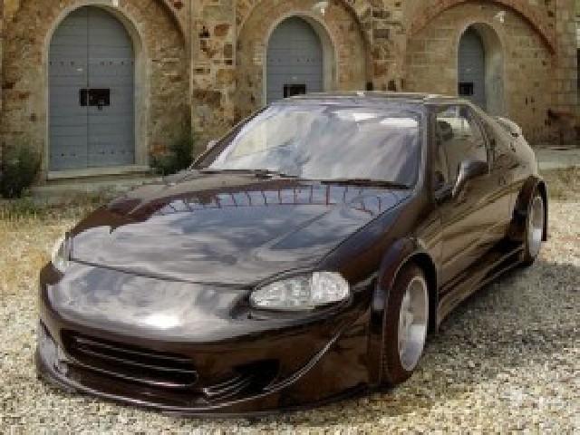 Frontstoßstange ohne Fernlicht Honda CRX Targa del Sol
