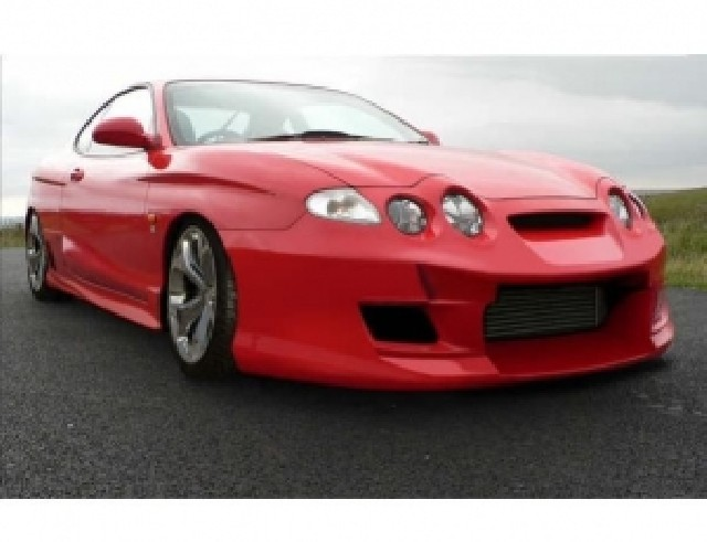 Hyundai Coupe XS Frontstossstange