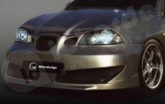 Frontstoßstange Seat Ibiza 6L 3/5T Bj. 02-08 VECKTOR