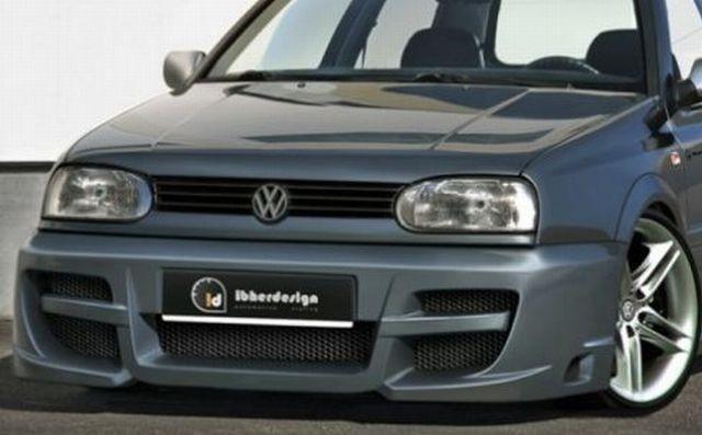Frontstoßstange VW Golf 3 (1H) Bj. 91-99 KREATOR