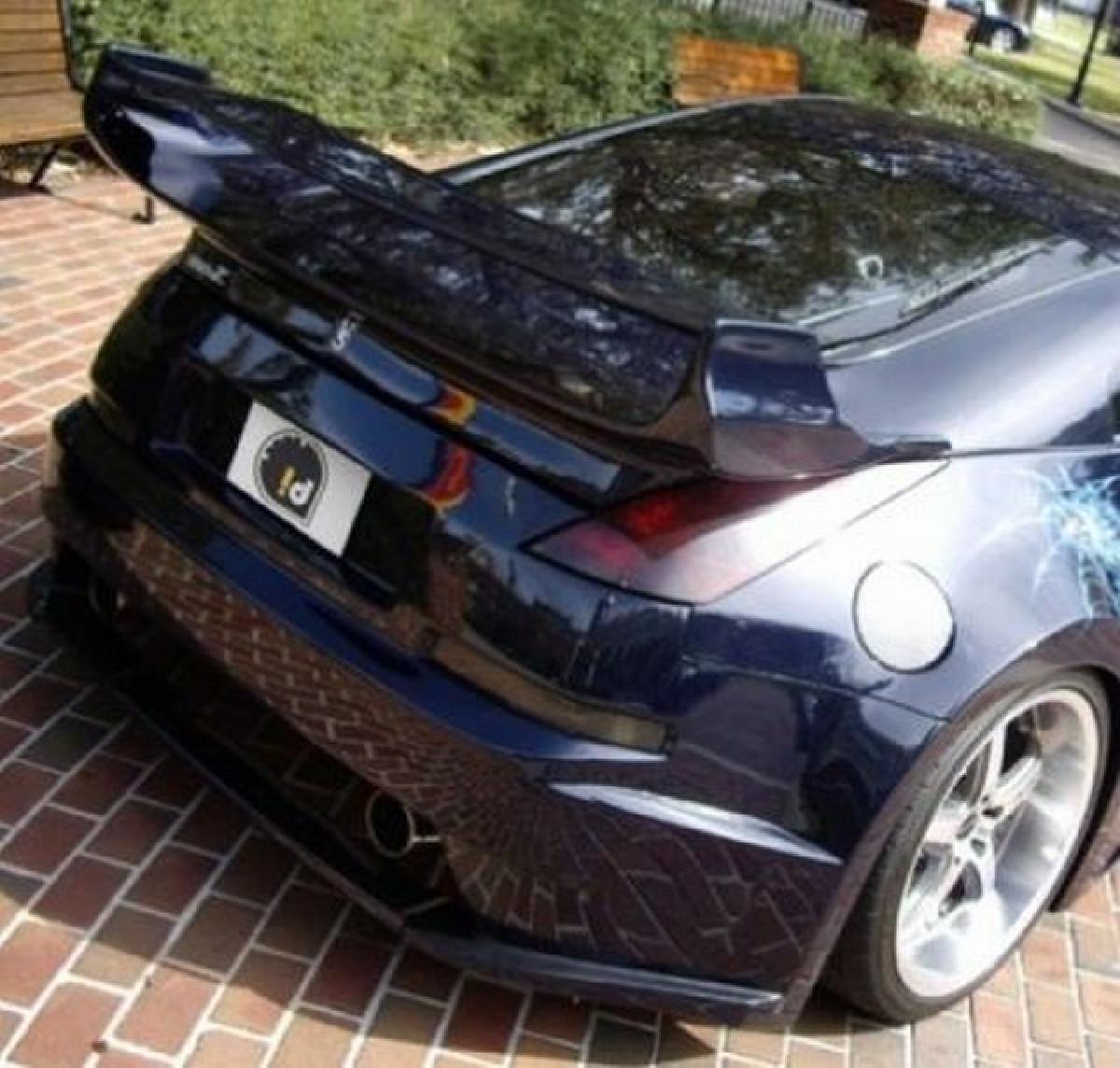 Heckstoßstange Nissan 350Z Z33 (03-09) HAVOC