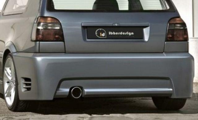 Heckstoßstange VW Golf 3 (1H) Bj. 91-99 KREATOR