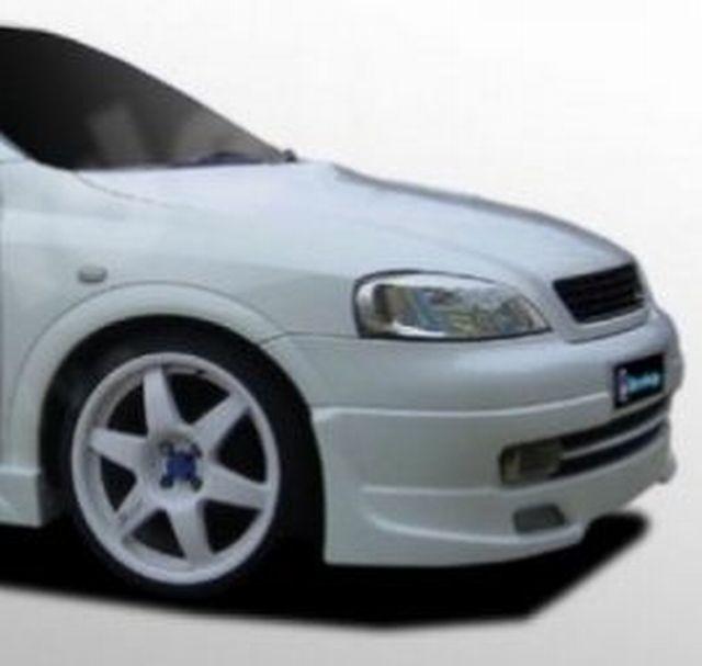 Frontlippe Opel Astra G 3/5T Bj. 98-05 MYURA