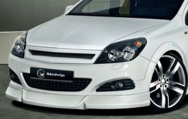 Frontlippe Opel Astra H GTC Bj. 05-10 MAXIS