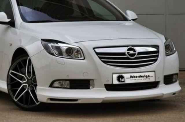 Frontlippe Opel Insignia Bj. 08-13 KAMPALA
