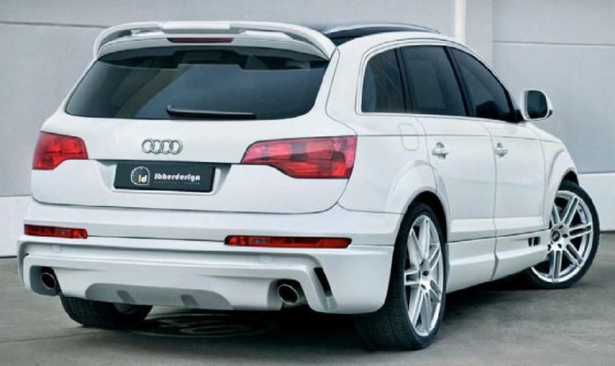 Heckansatz Audi Q7 4L CZAR