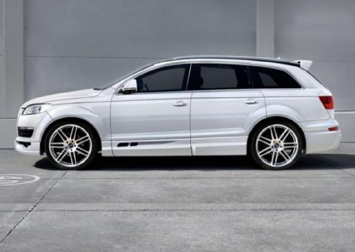 Seitenschweller Audi Q7 4L CZAR