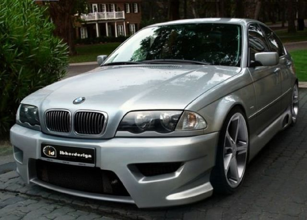 Frontstoßstange BMW 3er E46 Limo / Coupe / Cabrio TARCHON
