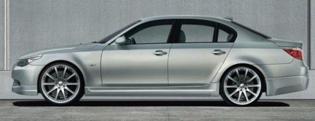 Seitenschweller BMW 5er E60 Limousine (03-07) RAVEN