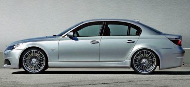 Seitenschweller BMW 5er E60 Limousine (03-07) KAIET
