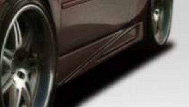 Seitenschweller Ford Fiesta MK6 3T (02-05) RIOT