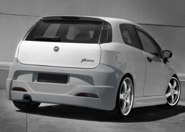 Heckstoßstange Fiat Grande Punto (05-09) X TREAM