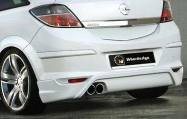 Heckansatz Opel Astra H GTC Bj. 05-10 MAXIS
