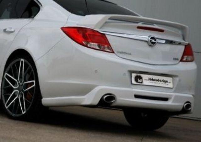 Heckansatz Opel Insignia Limousine Bj. 08-13 KAMPALA