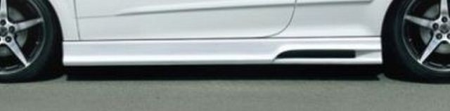 Seitenschweller Opel Astra H GTC Bj. 05-10 VIRUSS / MAXIS