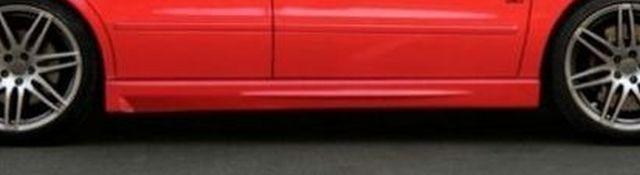 Seitenschweller Seat Leon 1M Bj. 99-05 ABYSS/VALETA