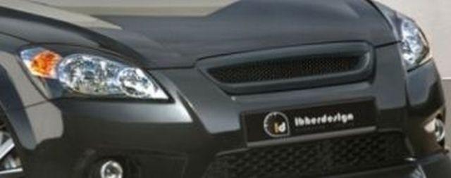 Frontgrill Kia Pro Ceed (08-11)
