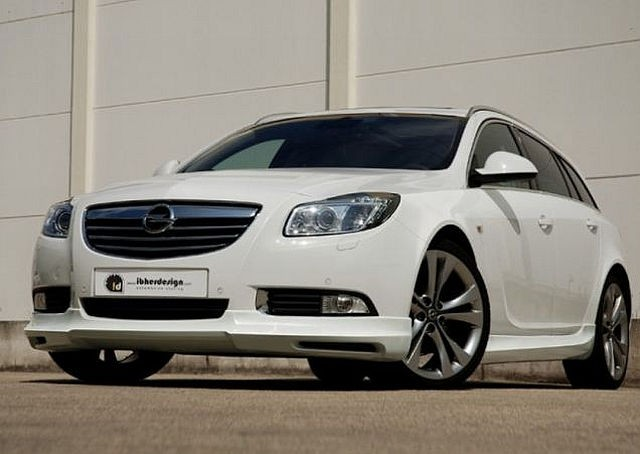 Bodykit Opel Insignia Sports Tourer Bj. 09-13 KAMPALA