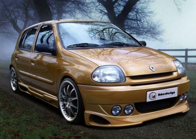 Bodykit SPIRIT Renault Clio 2 Phase 1 3T (98-01)