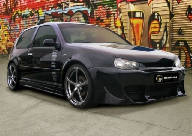Bodykit KRAMER VW Golf 4 (1J) Bj. 97-06