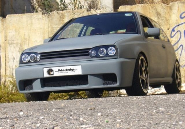 Bodykit MINERVA VW Golf 3 (1H) Bj. 91-99