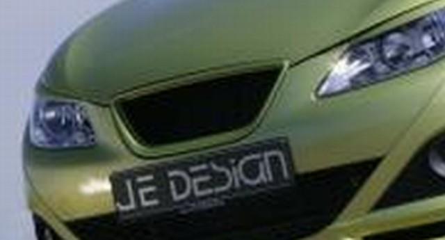 JE DESIGN Frontgrill Seat Ibiza 6J ab 10-08