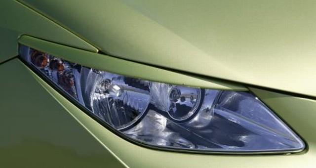 JE DESIGN Scheinwerferblenden Seat Ibiza 6J ab 10-08