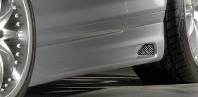 Rieger Seitenschweller Audi A3 8P