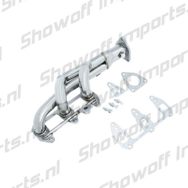 Mazda RX8 03-11 Stainless Steel Header Megan Racing
